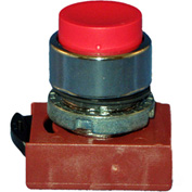 Springer Controls N5CPNZS, Extended - Momentary  Push-Button Four Colors Included - Shown in Red