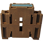 Springer Controls / MERZ NV1-V, Neutral Contact Early Make for ML1-25P, ML1-40P - Din Base Mount