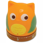 Ashley Owl-Shaped Timer