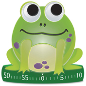 Ashley Frog-Shaped Timer