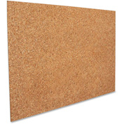 "Elmer's Foam Cork Display Board with Frame, 30""W x 20""H"