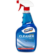 Genuine Joe Non-Streaking Glass Cleaner, 32 oz. Trigger Spray - GJO10350