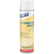 Genuine Joe Furniture Polish, 17 oz., Lemon - GJO10351