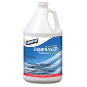 Genuine Joe Heavy-Duty Degreaser, 1 Gallon, 1/Case - GJO10353