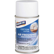 Genuine Joe Metered Air Freshener, Aerosol Can, Cotton  - GJO10442