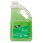 Genuine Joe Foaming Hand Soap Refill, w/Grip Handle, 64 Oz., 4/Case - GJO10460CT
