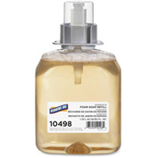 Genuine Joe Antibacterial Foam Soap Refill, 1250 ml, Orange Blossom - GJO10498
