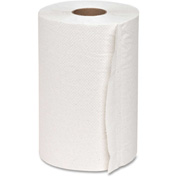 "Genuine Joe Hardwound Roll Towel, 1-7/8""Core, 350 Ft, 12/PK, White - GJO22300"