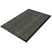 "Genuine Joe Golden Series Walk-Off Mat 72L"" X 48""W Charcoal -  GJO55461"