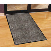 "Genuine Joe Silver Series Walk-Off Indoor Mat 72""L X 48""W Sable Brown - GJO56461"