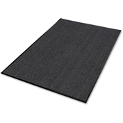 "Genuine Joe Platinum Series Walk-Off Indoor Mat 60""L X 36""W Gray - GJO58354"