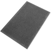 "Genuine Joe Eternity Mat 60""L X 36""W Charcoal Gray - GJO58936"