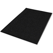 "Genuine Joe Platinum Series Walk-Off Indoor Mat 72""L X 48""W Black - GJO59464"