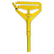 Genuine Joe Speed Change Mop Handle, Plastic, Yellow - GJO80160