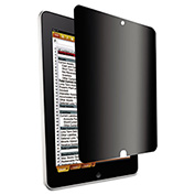 Kantek Privacy Filter For iPad, SVT4723, Extra Thin, Black