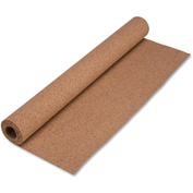 "Lorell Natural Cork Roll, 48""W x 24""H"
