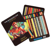 Prismacolor Prisma Colored Pencil, Assorted Lead, 72/Set