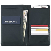 Samsonite® Carrying Case (Wallet) for Travel Essential - Black