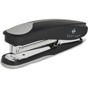 Sparco Full Strip Stapler w/ Soft Handle & Base 210 Staple Strip Capacity