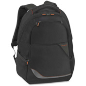"""Solo® Vector Carrying Case (Backpack) for 16"""" Notebook - Black"""