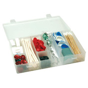 Infinite Divider Systems Medium Infinite Divider Storage Box, 10 Dividers