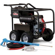 Shark BR 4.0 @ 5000 Honda Gx630 Elect. Start Cold Water Belt Drive Pressure Washer