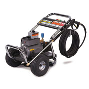 Shark DE 3.5 @ 2000 5 HP 230v1ph Cold Water Direct Drive Pressure Washer