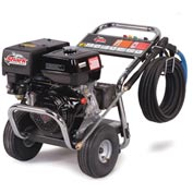 Shark DG 2.5 @ 2700 Honda Gx200 Cold Water Direct Drive Pressure Washer