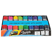 Sharpie® Open Stock Display Tray, 198 Assorted Markers