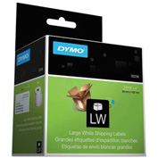 "DYMO® LW Shipping Labels, 2 5/16"" x 4"", Black on White"