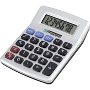 "Desktop Calculator, 4-1/8"" x 3-1/8"" x 5/8"""