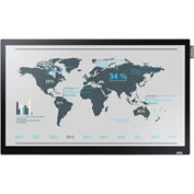 "Samsung DB22D-T - DB-D Series 22"" Slim Direct-Lit LED Touchscreen Display"
