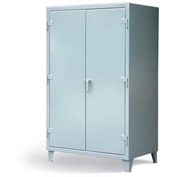 "Strong Hold Heavy Duty Storage Cabinet 46-304 - 48""W x 30""D x 78""H"