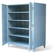 "Strong Hold Heavy Duty Storage Cabinet 55-363 - 60""W x 36""D x 66""H"