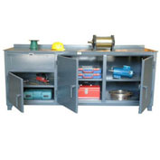 Countertop Model with Multi-Storage 84 x 30 x 34
