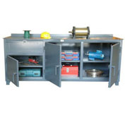 Countertop Model with Multi-Storage 108 x 30 x 34