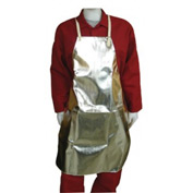 Aluminized Fabric Aprons, Stanco AR42B