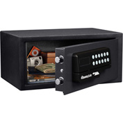 "SentrySafe Security Safe H060ESB Card Access/Electronic Lock, 15""W x 11""D x 7""H, Black"