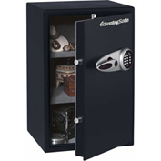 "SentrySafe Security Safe T6-331 - Electronic Lock, 15-7/16""W x 16-1/8""D x 23-15/16""H, Black"