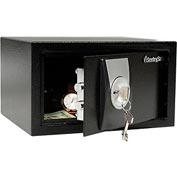 "SentrySafe Security Safe X031 - 11-3/8""W x 10-3/8""D x 6-5/8""H, Black"