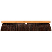 "Super Sweep Inc. 24"" Palmyra Poly Super Sweeper Brush - 105124 - Pkg Qty 6"