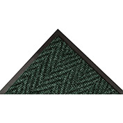 "NoTrax Arrow Trax Antimicrobial 3/8"" Thick Entrance Floor Mat, 4' x 6' Hunter Green"