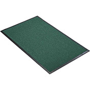 "NoTrax Guzzler 3/8"" Thick Entrance Floor Mat, 2' x 3' Hunter Green"