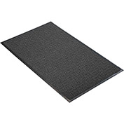 "NoTrax Portrait 3/8"" Thick Entrance Floor Mat, 2' x 3' Charcoal"