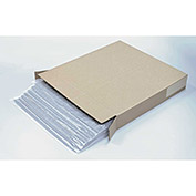 "NoTrax Airug Disposable 3/8"" Thick Surgical Anti-Fatigue Mat, 2' x 2' Gray 8/Pack"