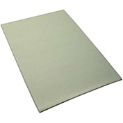 "NoTrax Sof-Tred Antimicrobial 1/2"" Thick Anti-Fatigue Floor Mat, 2' x 3' Healthcare Green"