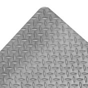 Saddle Trax RedStop Mat - 4' x Custom Lengths Gray
