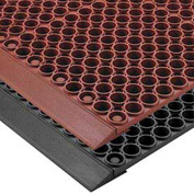Tek-Tough Mat - 3' x 2' - Red