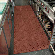 Multi-Mat II Reversible Drainage Mat - 3' x 64' - Red