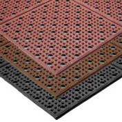 Multi-Mat II Reversible Drainage Mat - 4' x 30' - Brown